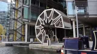 Heatherwick's Rolling Bridge