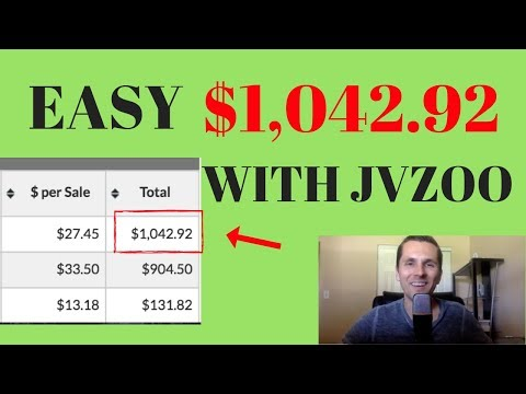 JvZoo For Beginners (2018) How To Promote JvZoo Products Like A Pro