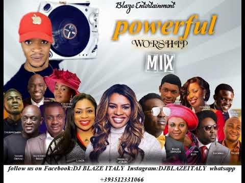AFRICA MEGA WORSHIP MIX VOLUME 2 2018 BY (DJ BLAZE) mp3