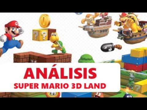 Super Mario 3D Land | Jugabilidad y 3D viviendo en armonía | ANÁLISIS