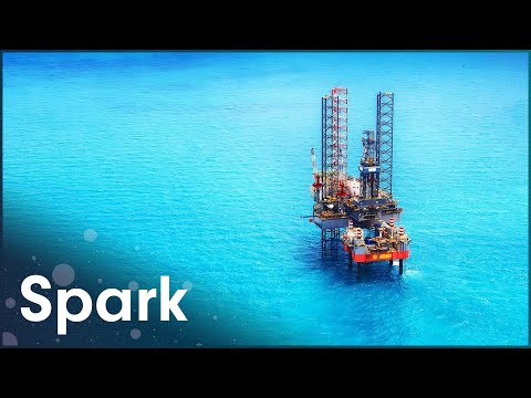 The Heaviest Oil Platform Ever Constructed | Super Structures | Spark
