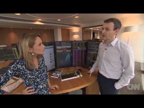 CNN, Hedge Fund Manager Lex van Dam on the U.S. Government Shutdown