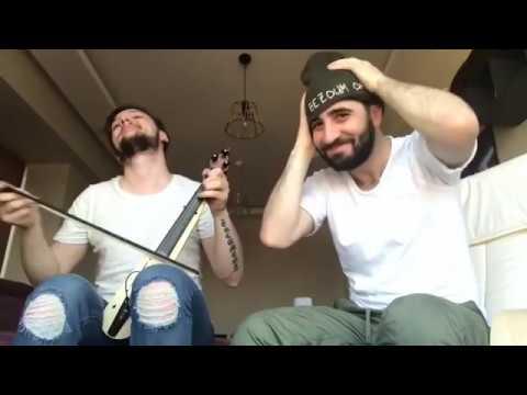 Ekin Uzunlar & Bilal Hancı - Yar Yanumdan Geçeyi