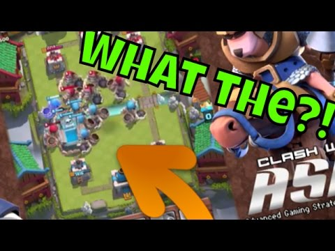 Clash Royale APRIL FOOLS UPDATE IS HERE! Xbow, Tombstone & Mortar REVAMPED!