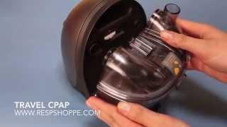 cordless maskless cpap machine