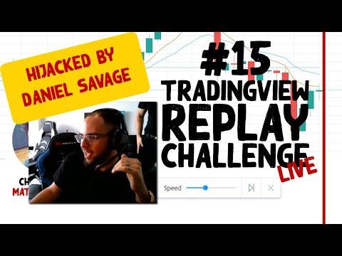 FxDanielSavage Hijacks My Forex Back Testing Challenge