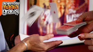 Truco de magia con cartas gratis | Truco de magia revelado