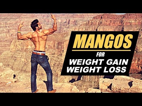 Are MANGOS good for Weight Gain or Weight Loss | Info by Guru Mann