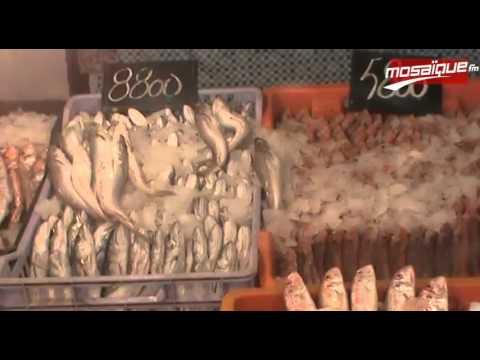 Les prix du jour au marché Sidi Hassine