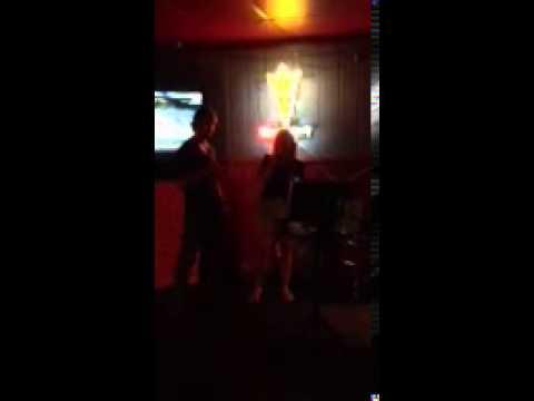 Karaoke with Coop!