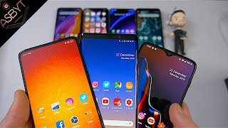 Newest Smartphones - Top 7 BEST Smartphones To BUY Early 2019!