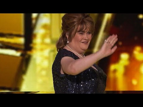 Simon Cowell on Why Susan Boyle Is the Perfect 'America's Got Talent: The Champions' Contestant