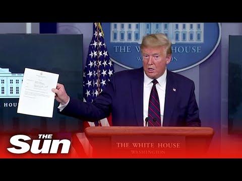 Donald Trump tests