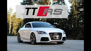 Audi TT RS 2012 Videos