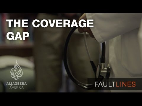 The Coverage Gap - Fault Lines
