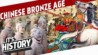 War And Power Play at the Yellow River - The Chinese Bronze Age I HISTORY OF CHINA