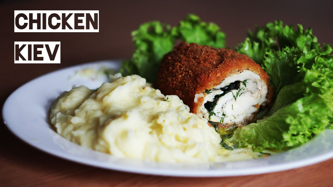 how to stop chicken kiev leaking