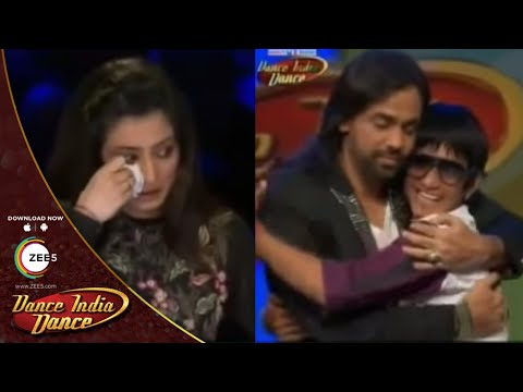 All Judges CRIED In This EMOTIONAL Audition | Dance India Dance Season 4