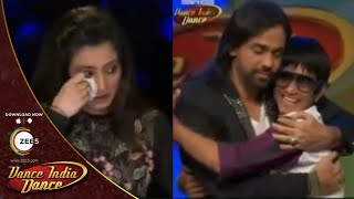All Judges CRIED In This EMOTIONAL Audition | Dance India Danc…