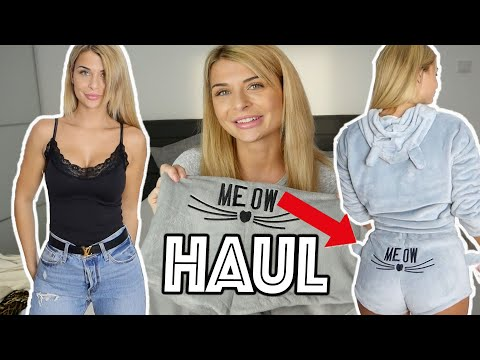 TRY ON HAUL - Ich War Wieder ONLINE SHOPPEN 🤓 - Lisa Del Piero
