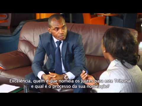 Documentario - Tribunal Africano dos Direitos Humanos e dos Povos