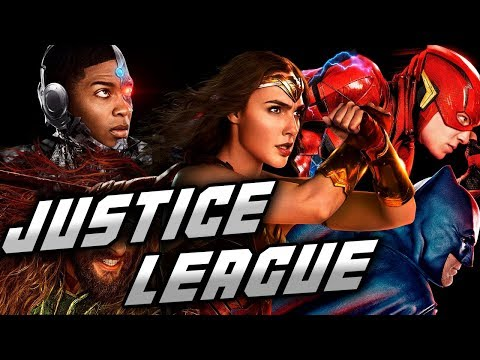 JUSTICE LEAGUE TRAILER & NEW POSTERS!!!
