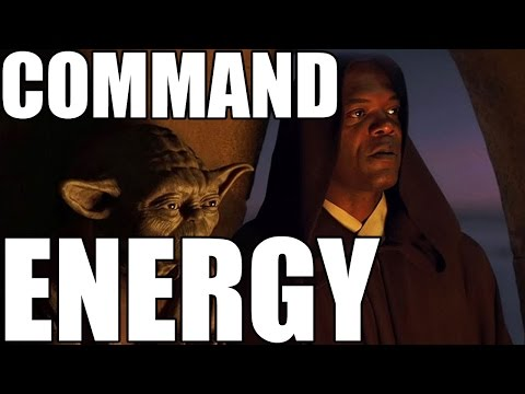 This is how we command the energy around us - Chief Speaks 12.18.2016