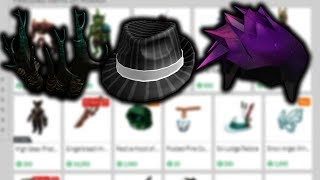 Questi LimitedS Will SKYROCKET a Natale (ROBLOX)