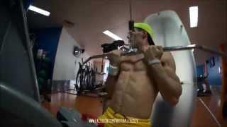 Workout Australia Kristian Lebedev