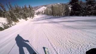 New Mexico Ski Resorts - Ski Red River NM - Blue Trails