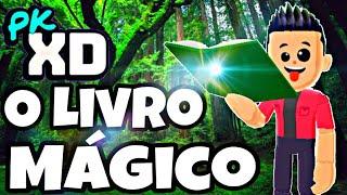 PKXD NOVELINHA ENCONTREI UM LIVRO MÁGICO PETER GAMES PETER TOYS