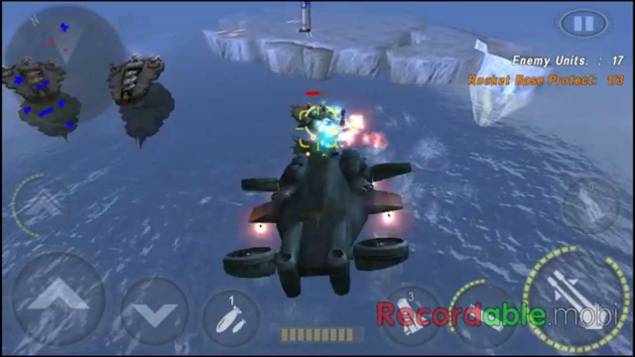 Download [GUNSHIP BATTLE]Episode 4-07-Rocket Base Protect-DRAGON SHIP(GamePlay HD)