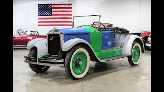 1925 HUPMOBILE ROADSTER