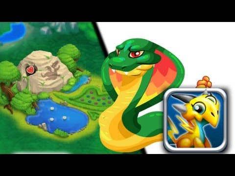 How To Breed Rattlesnake Dragon 100% Real! Dragon City Mobile!