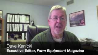 Comparing Notes with the Farm Equipment Industry in Germany: April 30, 2013