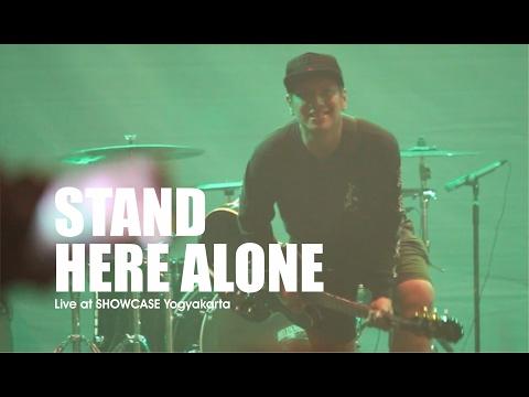 [HD] Stand Here Alone - Move On (Live at SHOWCASE Yogyakarta,  Februari 2017)