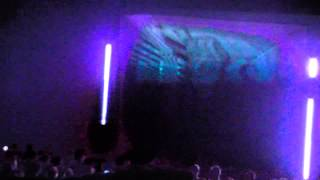 Flying Lotus - Getting There + Cold Death + Eyes Above (Koninklijk Circus Brussel 26/04/2015)