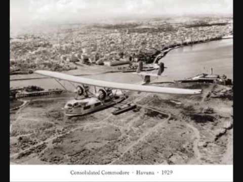 Pan Americans, Consolidated Model-16 Commodore Flying Boat..wmv
