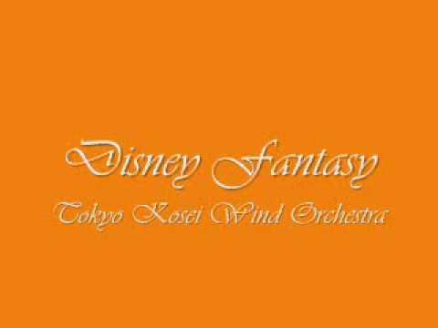 Disney Fantasy.Tokyo Kosei Wind Orchestra.