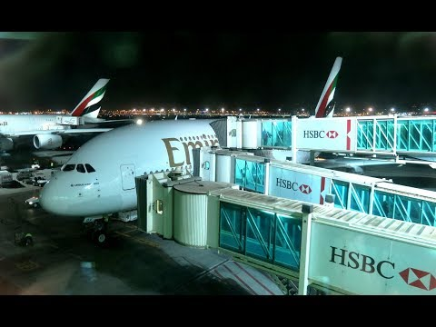 [Flight Report] EMIRATES | Mauritius ✈ Dubai | Airbus A380-800 | Business
