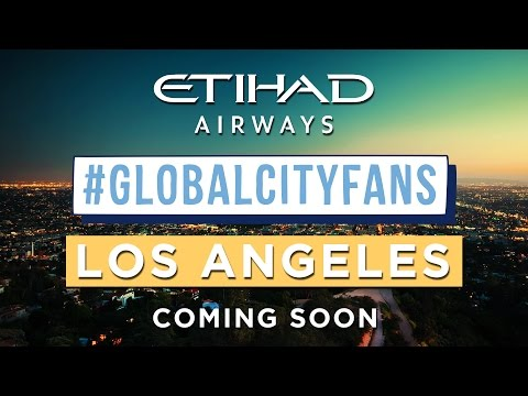 'Win, lose or draw, City is my team!' City Fans in Los Angeles | #GlobalCityFans