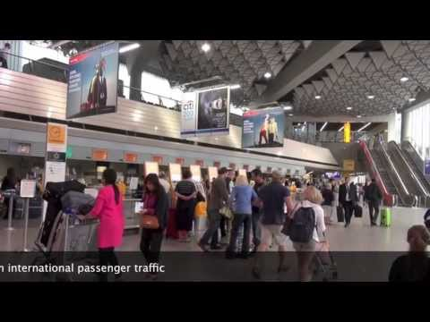 Four Minutes at Frankfurt International Airport