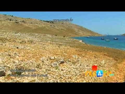 Patrimonio naturale - Parco nazionale delle Kornati