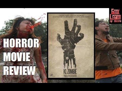 KL ZOMBI ( 2013 Zizan Razak ) Malaysian Zombie Horror Comedy Movie Review