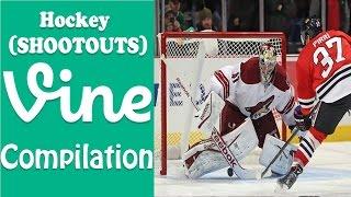 Hockey Vine (SHOOTOUTS) Compilation March 2015    Mota TV