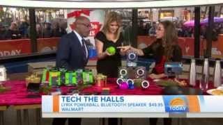 Today Show Powerball Wireless Speakers by DigitalTreasures