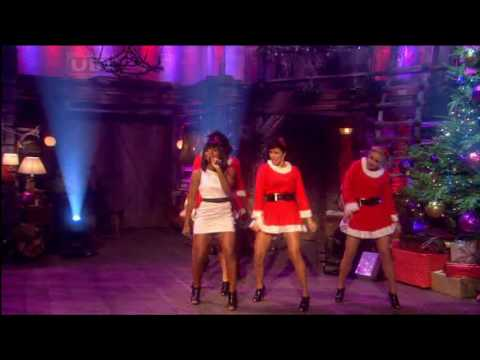 Alexandra Burke  All I Want For Xmas  Ant and Decs Christmas Show  26th Dec 09snoop