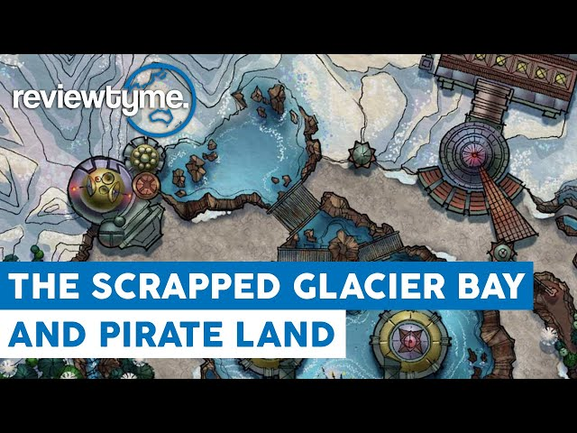 The Cancelled Lands of Hong Kong Disneyland - HistoryTyme