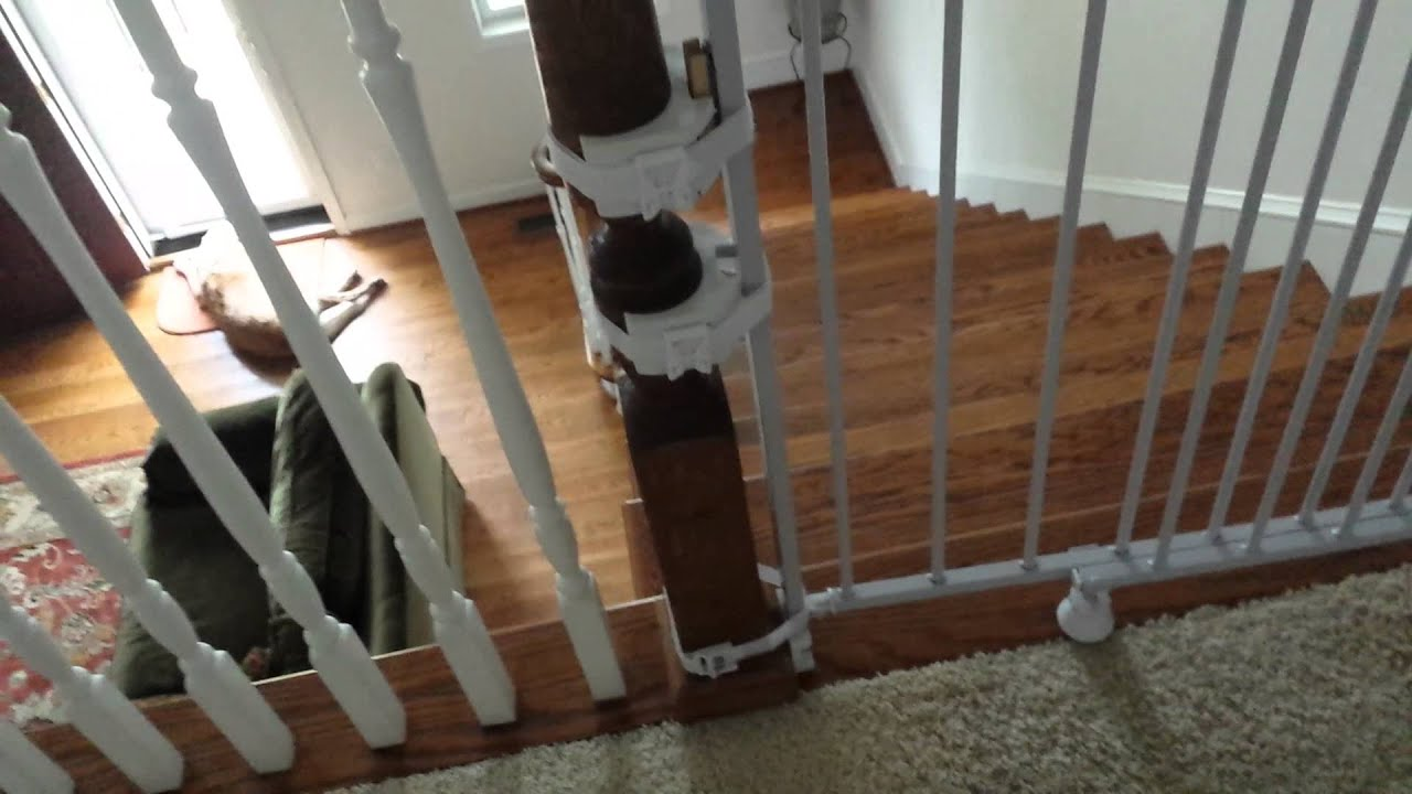 Superieur Regalo Gate  Extra Tall Stair Gate Review