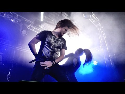 AMARANTHE - Digital World - Moscow 2014 (LIVE)